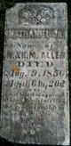 Nathaniel Allen, Jr