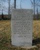 African Methodist Episcopal Cemetery