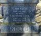"Katherine ""Kate"" <I>Lutz</I> Kolts"