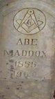 Abe Maddox