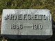 Jarvie F Shelton