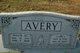 Lillian Loretta <I>Forrestor</I> Avery