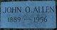 John Oatley Allen