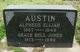 Profile photo:  Alpheus Elijah Austin