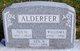 Mrs Eva <I>Burkhart</I> Alderfer