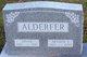 Mrs Anna <I>Keller</I> Alderfer