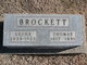 Thomas Brockett