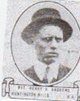 Pvt Henry Andrews