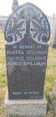 Mrs Martha <I>Clarke</I> Spillman