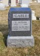 Profile photo:  A Jackson Gable
