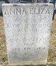 Profile photo:  Anna Elizabeth Allison