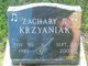 Zachary Nathan Krzyaniak
