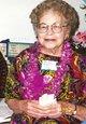 """Profile photo: Mrs Wilhemina """"Minnie"""" <I>Dos Santos</I> Freitas Baptist"""