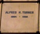Profile photo:  Alfred H Turner