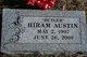 "Hiram Samuel ""Butler"" Austin"