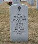 "Paul William ""Stolly"" Stoltzfus"