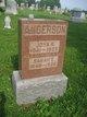Pvt John R Anderson