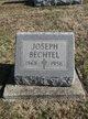 Joseph Bechtel
