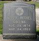 Nellie Rechel Collins