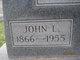 John Luther Barrow