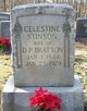 Profile photo:  Celestine <I>Stinson</I> Bratton