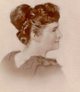 "Profile photo:  Martha Ada ""Marie"" <I>Allen</I> Dubus"