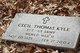 Cecil Thomas Kyle