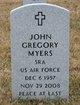 John Gregory Myers