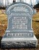 Profile photo:  Mary L. <I>Rogers</I> Alexander
