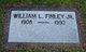 William Lovell Finley, Jr