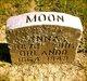 Annie May <I>Sponsler</I> Moon