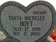 Tonya Michelle Hoyt