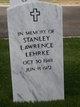 Sgt Stanley Lawrence Lehrke