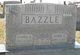 Annie Elizabeth <I>Foltz</I> Bazzle