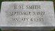 Bern Henry Smith