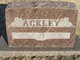 Profile photo:  Henry Ackley