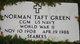 Norman Taft Green