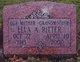Ella A. <I>Bidelman</I> Ritter