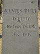 Profile photo:  James Bull