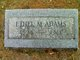Ethel M Adams