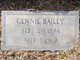 Gennie Bluford Bailey