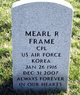 Profile photo:  Mearl Rolland Frame