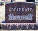 """Sedellamae """"Aunt Deddie"""" <I>Wiseheart</I> Applegate"""