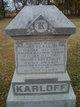 Profile photo:  Carl A C Karloff