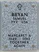 "Profile photo:  Margaret A. ""Peggy"" <I>Briddick</I> Bryan"