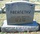 Profile photo:  Agnes Dora Abernethy