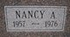 Nancy Ann <I>Steininger</I> Konrade
