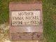 Emma Bertha <I>Schmidt</I> Nickel