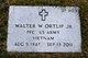Walter W Ortlip, Jr