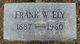 Frank W. Ely